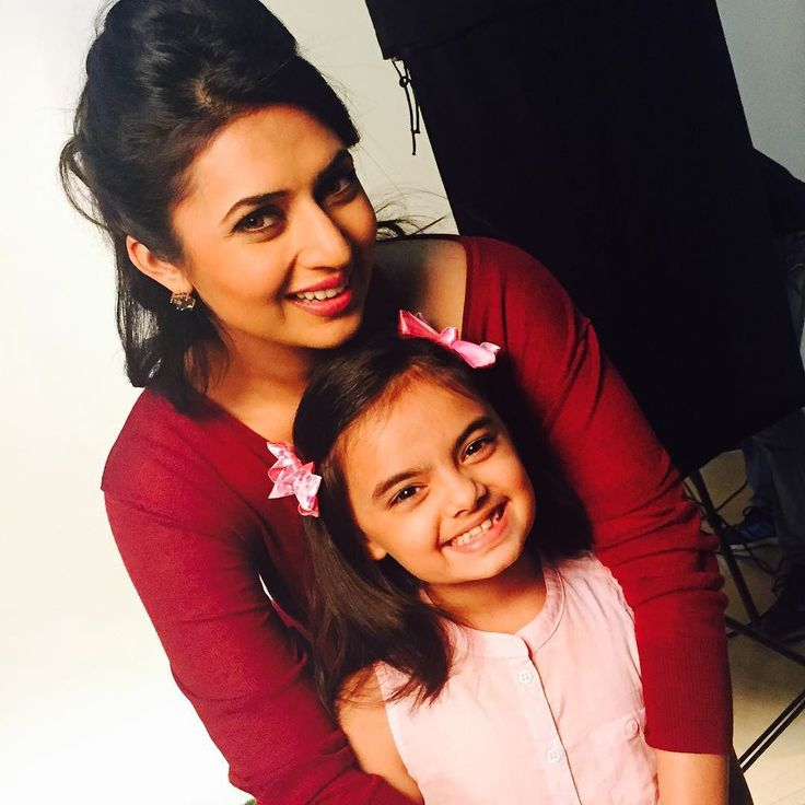 "dollydhawan: ""Happy happiest birthday to ISHIMA...lots of love and luck @divyankatripathi"""
