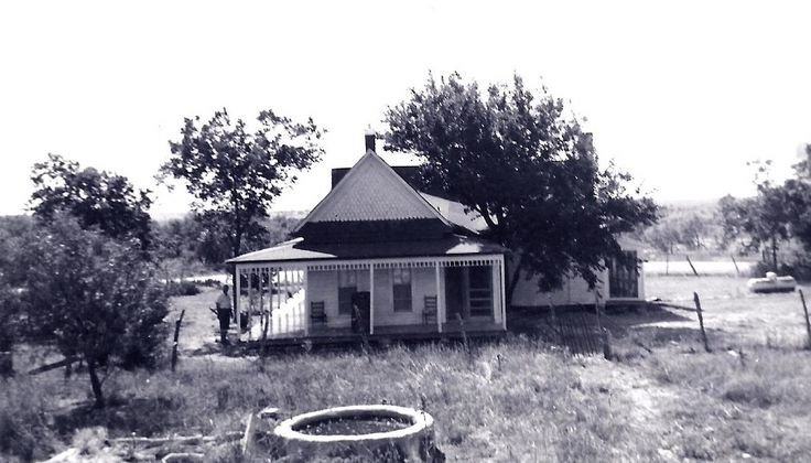This is the house where John F Barbee and Louisa Jane White Barbee reared their children. What remains of it sits near the Comanche and Erath County line – down the Edna Hill Road.
