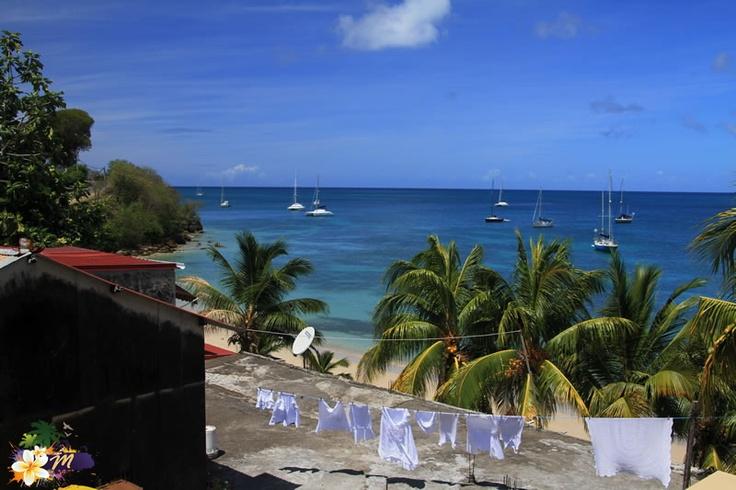 Anse Tonnoir - Sainte-Anne Martinique #Martinique