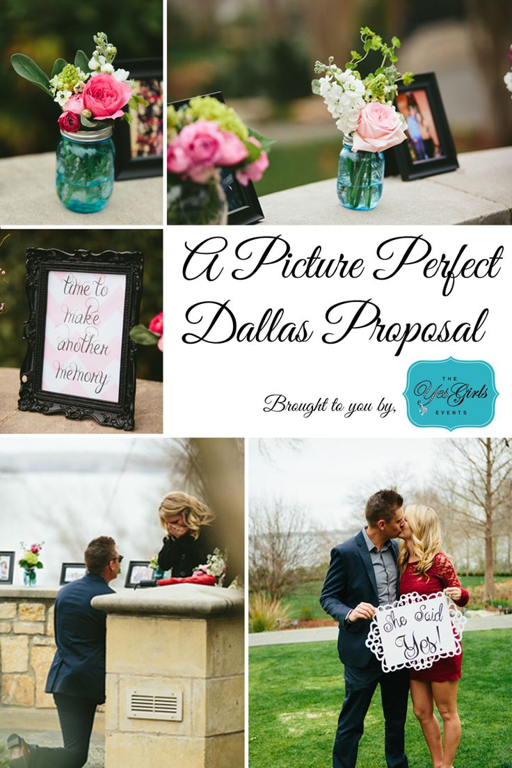 marriage proposal dallas proposals yes perfect events outdoor romantic aladdin