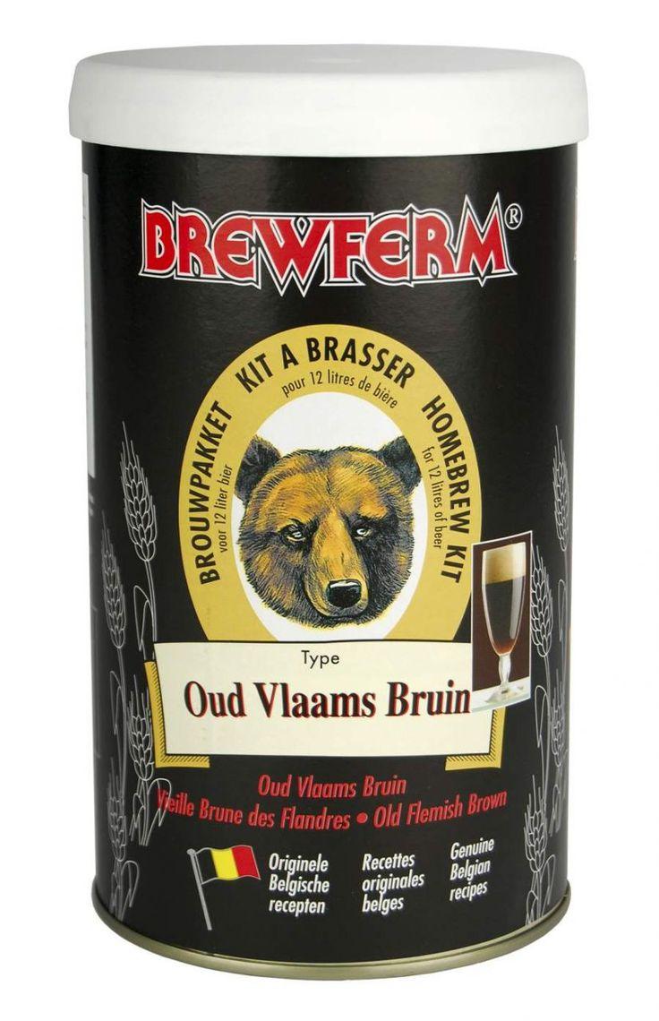 Brewferm Old Flemish Brown  Old Flemish Brown en eski Belçika bira tariflerindendir. Malt tadı önde şerbetçi otu tadıysa arka planda olan bir bira çeşididir. Adında da yer alan kahve rengi, biranın rengi için kullanılmıştır. Her ne kadar koyu kahve rengi biraların, kavrulmuş maltlardan gelmesi beklenen yoğun kavrulmuş tatlar içermeleri beklense de Felemenk usulü bu kahverengi birada tatlı karamel ve kurutulmuş meyve tatları ön plana çıkmaktadır. #beer #brewferm #bira #OudVlaamsBruin