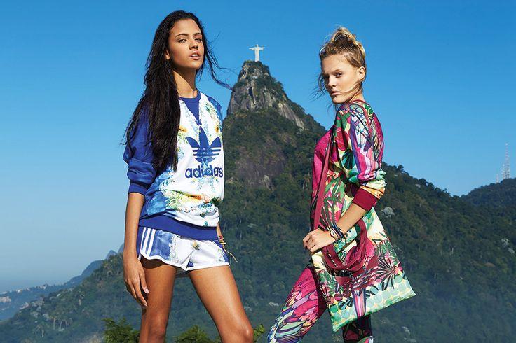 Világbajnok divat – Kollekciók és ruhák, amelyeket Brazília inspirált - Foci vb mindenhol! Természetesen idén számos márka és tervező merített ihletett a labdarúgó világbajnokság vagy éppen Brazília témájából, cikkünkben ezeket mutatjuk be!