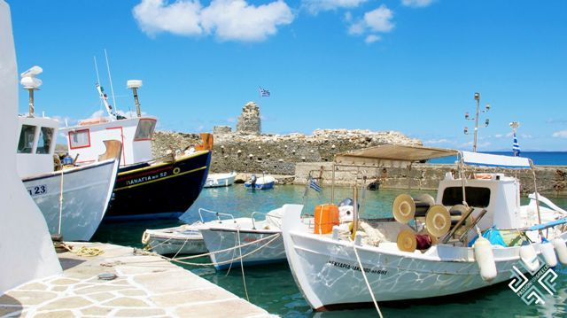 Boats #paros #passionforgreece