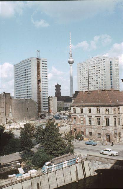 ღღ East Berlin, 1970