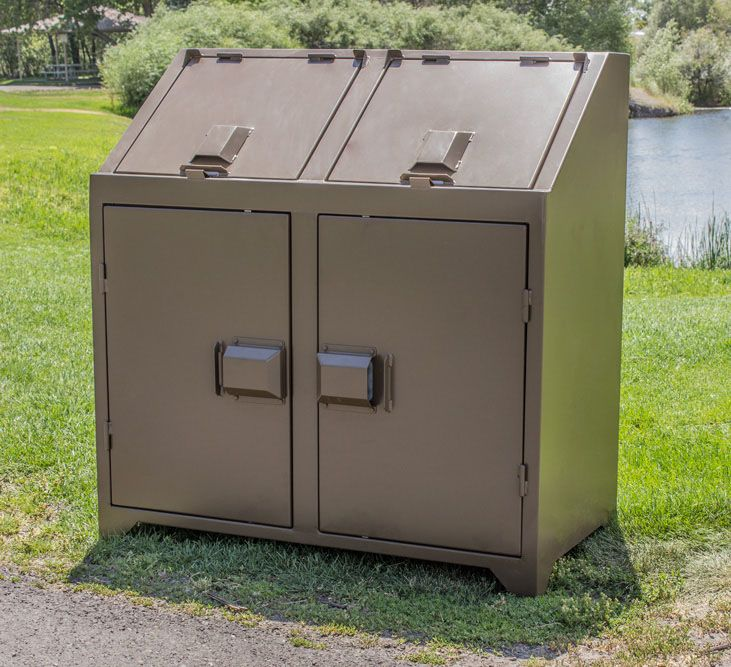27 best bear proof containers images on pinterest wildlife foundation trash containers and. Black Bedroom Furniture Sets. Home Design Ideas