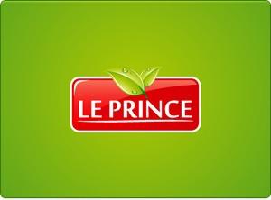 Création graphique de Logo pour un produits alimentaire . LePrince  http://www.idurarcreative.com/creationlogo.php