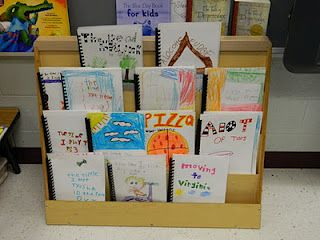 "Writing Celebrations are very important. They can be simple or elaborate, but kids need to celebrate what they have accomplished regularly. I often invite another class and any adults without classes at the time to come and listen to our stories. Once we had a ""Slumber Party"" writing celebration where the kids wore their PJs, we used old sheets to make tents out of the desks, and the kids read their stories to one another using flashlights. That was a lot of fun. Most of our celebrations are…"