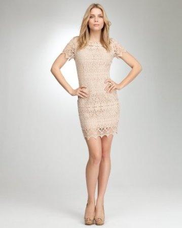 Crochet Shift Dress by BEBE: Crochet Dresses, Statement Necklaces, Dresses Fashion, Shift Dresses, Pump, Crochet Shift, So Pretty, Lace Dresses, Bebe Crochet