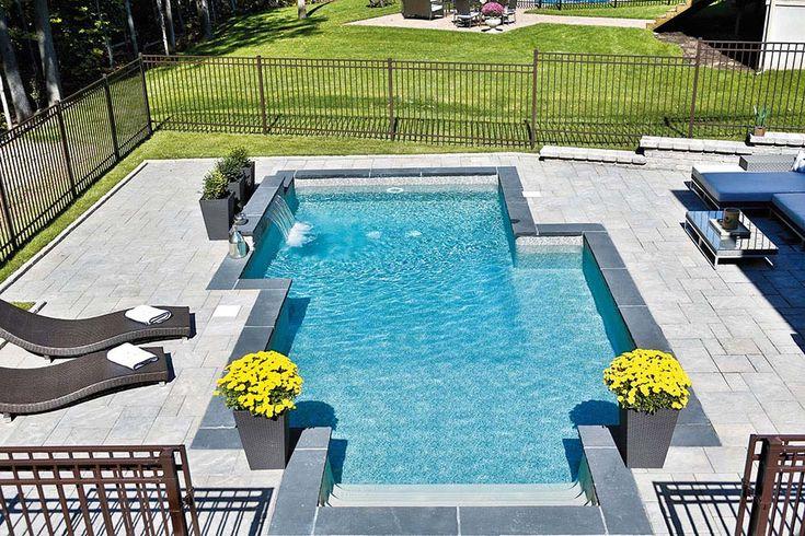 Réalisation de piscines creusées : exemples & photos - Trévi.com