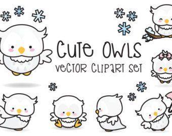 Premium Vector Clipart Kawaii Faces Cute Faces Clipart Set Etsy Kawaii Clipart Cute Drawings Clip Art
