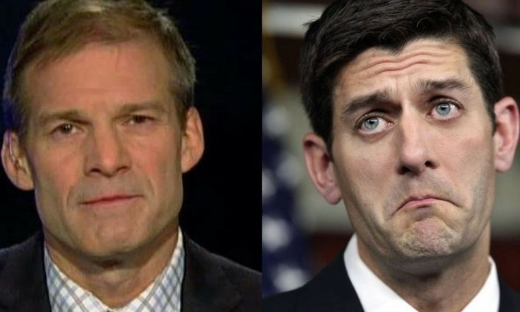 The Republican Party is Officially SELF-DESTRUCTING – Paul Ryan is Facing a GOP REVOLT in Congress