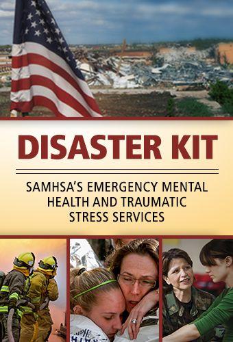 SAMHSA's Disaster Kit