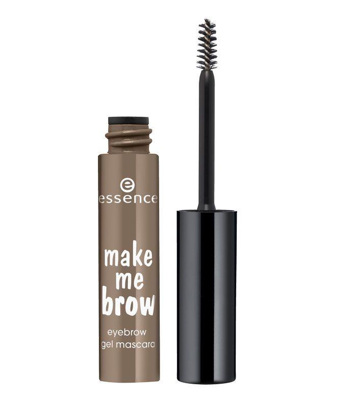 Essence - Máscara para cejas gel make me brow eyebrow - 03: soft browny brows