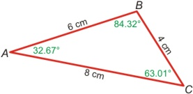 Illuminations: Law of Sines and Law of Cosines