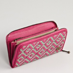 Leather wallet - lawson