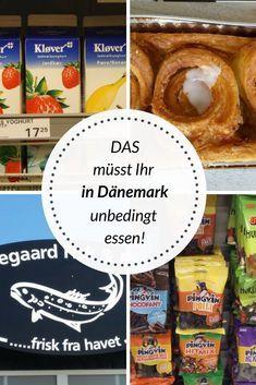 Im Paradies dänischen Essens. Unsere Lieblings-Lebensmittel im Urlaub. Auf Küs…Sabine P.