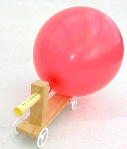 auto met ballon knutselen - Google Search