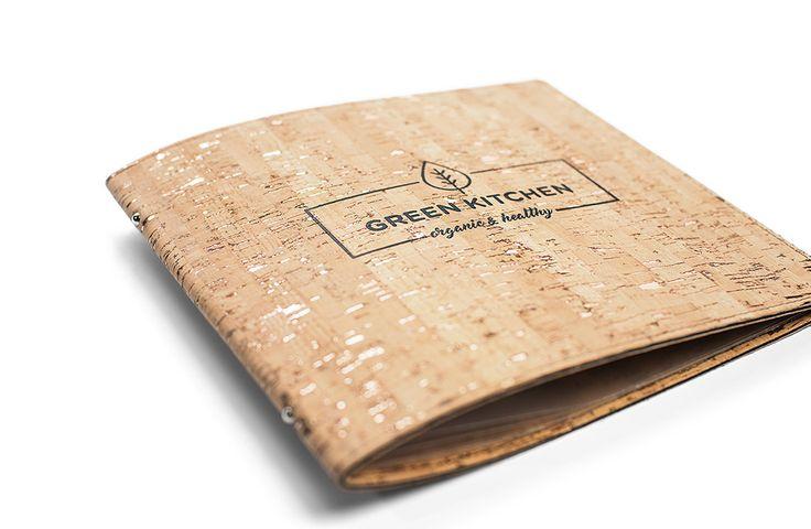 Softcover Speisekarten I Ein haptischer Genuss für die Fingerspitzen