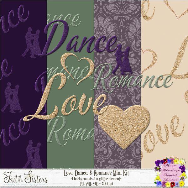 Love, Dance & Romance