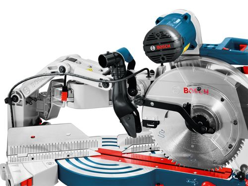 Bosch Professional GCM 12 GDL Axial-Glide Sliding Mitre Saw