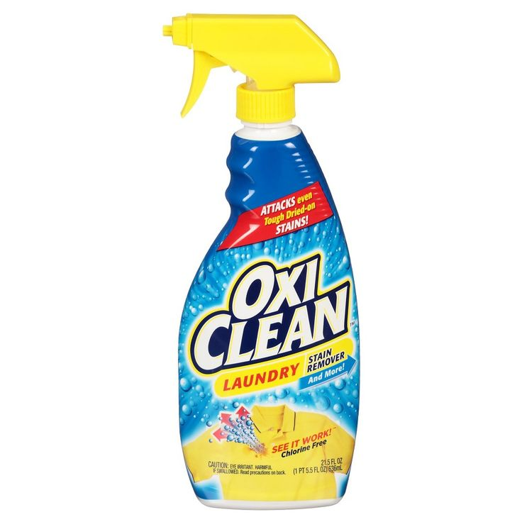 OxiClean Laundry Stain Remover Spray 21.5 oz