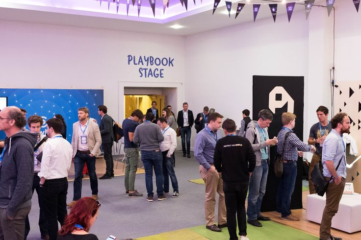 Software village at SaaStock16