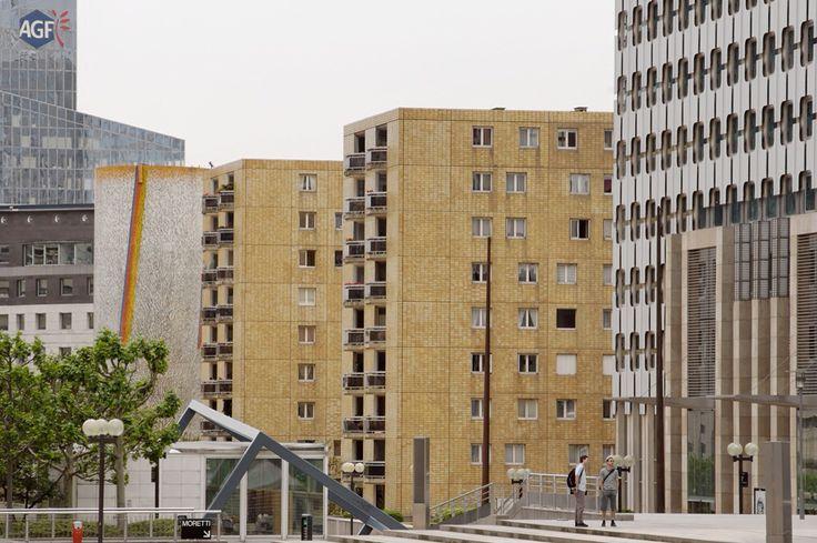 #diary #rivkahyoung #22012015 #paris #highrisebuildings #ladéfense, #ladefense #suburb #highrisearea #skyscrapers #skyscrapercity