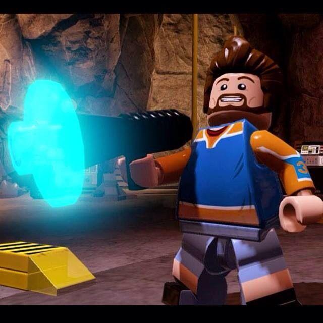 LEGO Kevin Smith