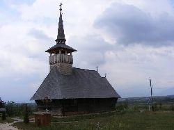 Biserica de lemn din Cucuceni