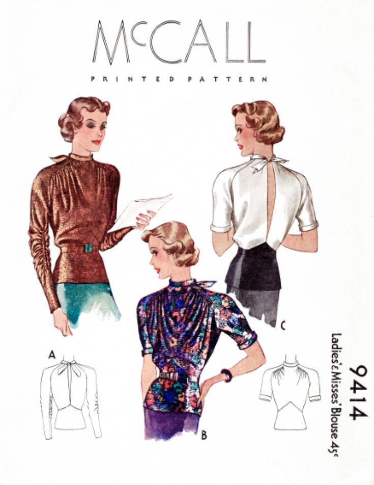 57 best vintage sewing patterns images on Pinterest