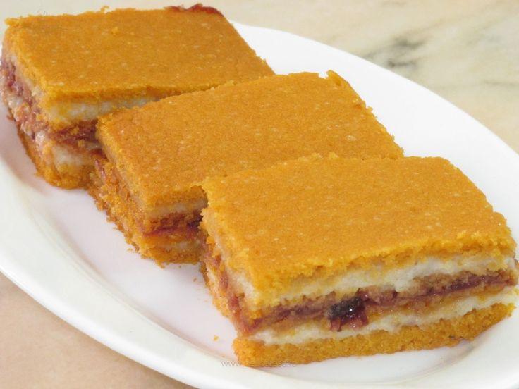 Prăjitură cu bulion