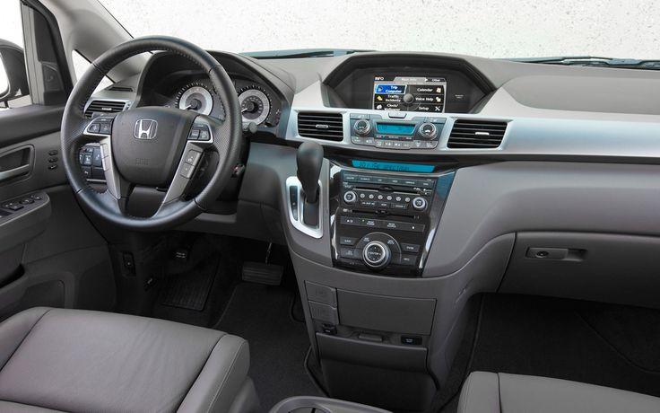 2014 Honda Odyssey Touring Elite 2014 Honda Odyssey Touring Elite Interior – TopIsMagazine