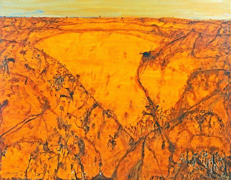 John Olsen - Onkaparinga Hills