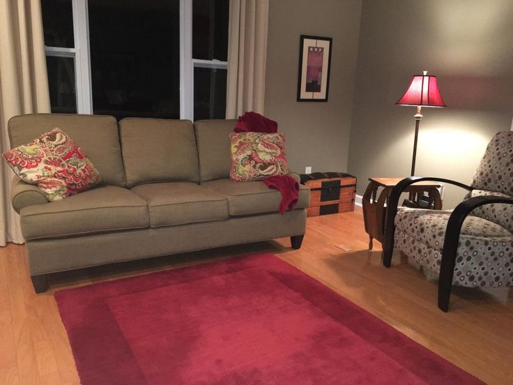 barnett furniture customer orders king hickory chatham sofa