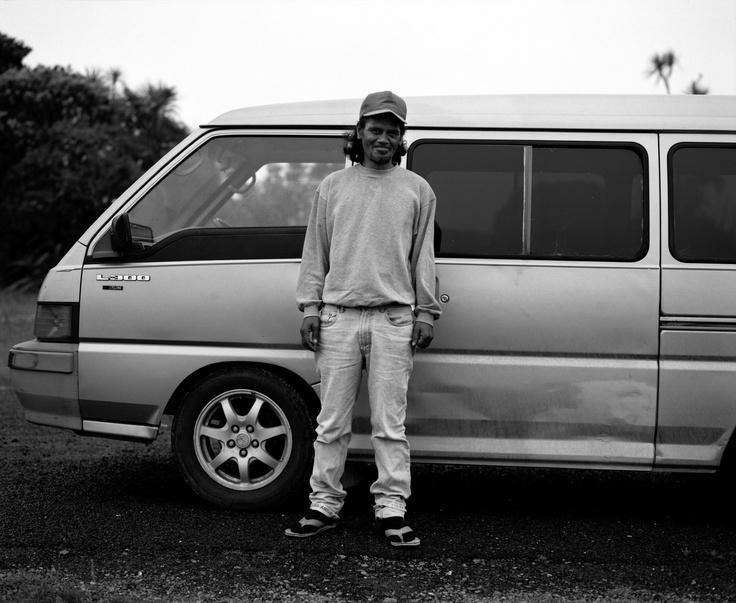 Solomon Mortimer, Kerikeri peninsula hitchhike, 2012