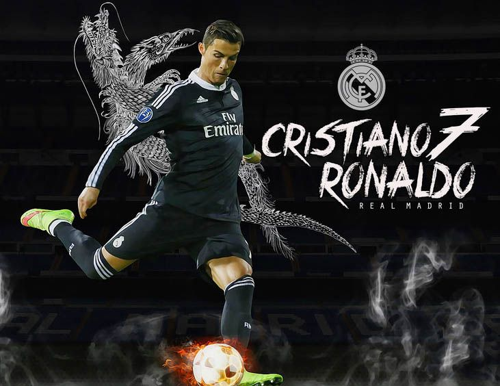 Cristiano Ronaldo 2015 Real Madrid HD Images