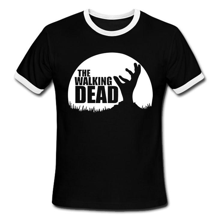 Cheap Moda hombre Camisetas The Walking Dead nuevo Funny T Shirt de algodón O Neck Top letras Camisetas de algodón Camisetas del verano, Compro Calidad Camisetas directamente de los surtidores de China:       Fashion New Men Clothes No Rules Just Pain Top Tees Man T Shirts Muscle Short Sleeve O Neck Clothing F