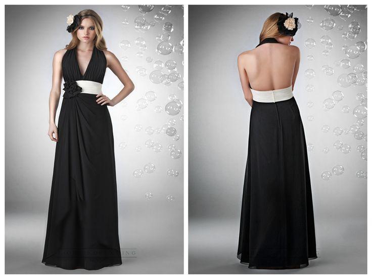 Halter V-neck Shirred Bust Backless Bridesmaid Dresses  #wedding #dresses #dress #lightindream #lightindreaming #wed #clothing   #gown #weddingdresses #dressesonline #dressonline #bride  http://www.ckdress.com/halter-vneck-shirred-bust-backless-bridesmaid-  dresses-p-388.html