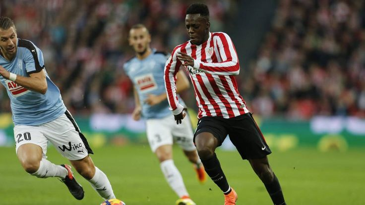 Inaki Williams Tegaskan Bertahan di Athletic Bilbao