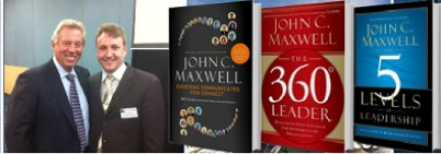 Three of John Maxwell's most popular books. Get these and other books or audio books discounted at www.johnmaxwellgroup.com/johnjmaxwell