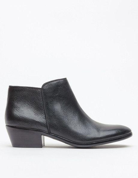 Sam Edelman Petty - Black Leather