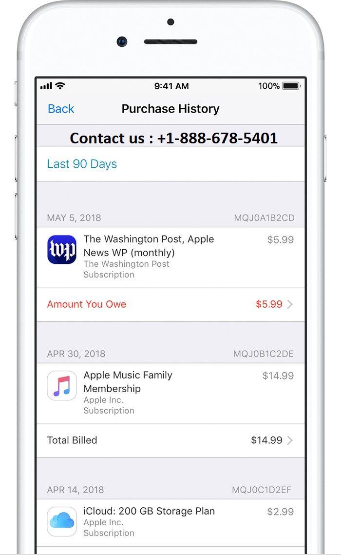 contact apple itunes billing