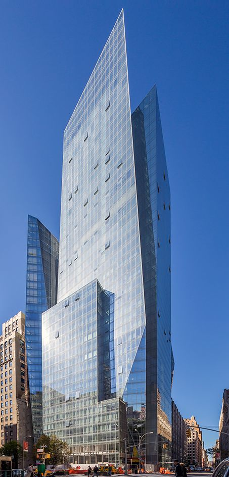 Prism Tower is one of New York City's latest crop of luxury residential developments | Wallpaper*