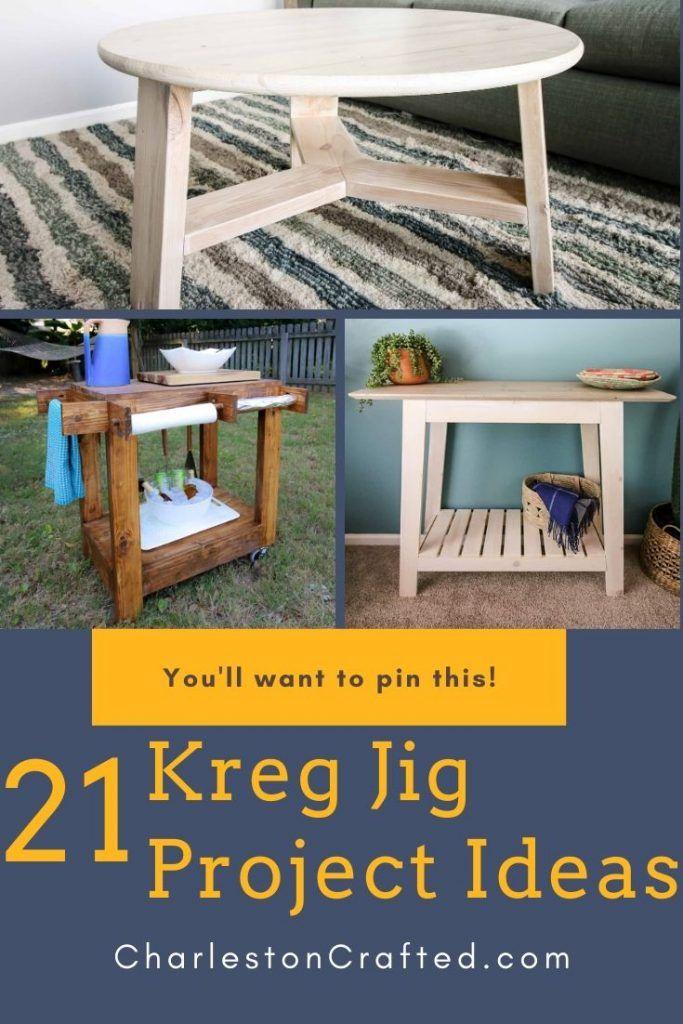 The 21 Best Kreg Jig Projects In 2020 In 2020 Kreg Jig Projects