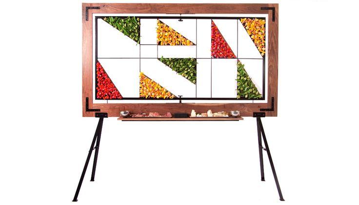 Frame  Pinch Food Design