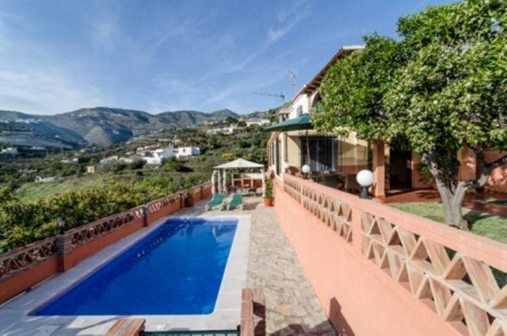 Location vacances villa Almunecar
