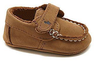Ralph Lauren Baby Boys Captain Boy Boat Shoes