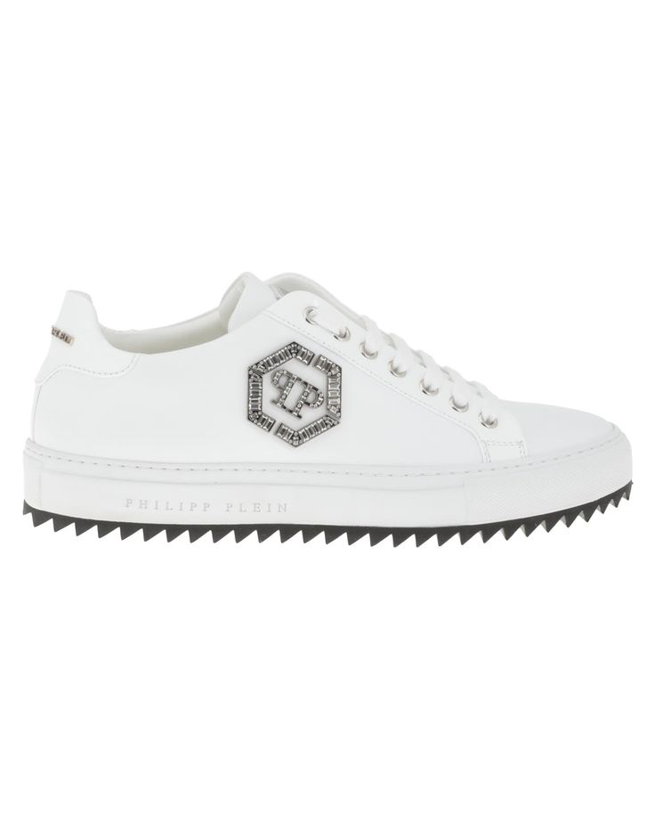 PHILIPP PLEIN | Philipp Plein Philipp Plein You Are With The Lights Out Sneaker #Shoes #Sneakers #PHILIPP PLEIN