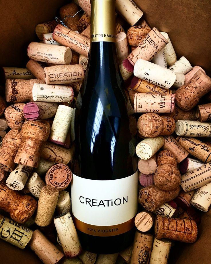 Creation Wines 2015 Viognier