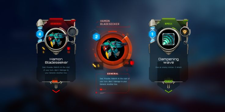 Dribbble - duelyst_cards.jpg by Davlikanoff Design